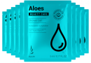 DuoLife Beauty Care Aloes Shower Gel 5 ml ( 10 pcs )